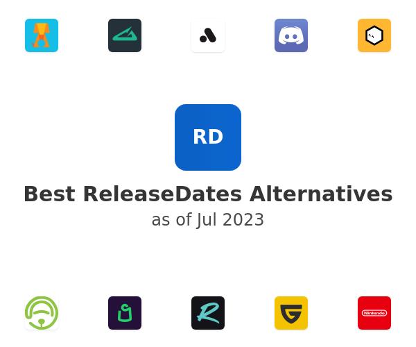 Best ReleaseDates Alternatives