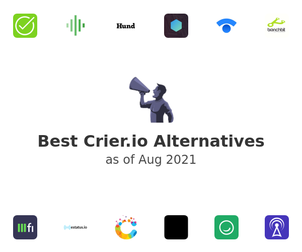 Best Crier.io Alternatives