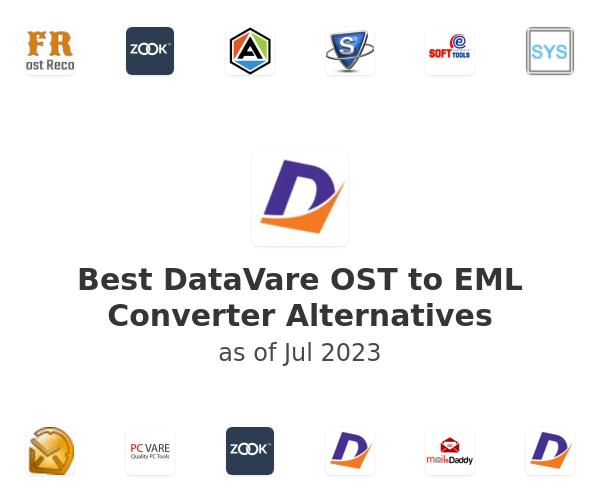 Best DataVare OST to EML Converter Alternatives