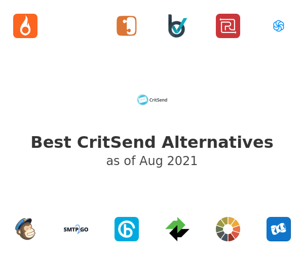 Best CritSend Alternatives
