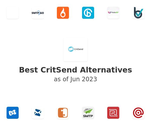 Best CritSend Alternatives