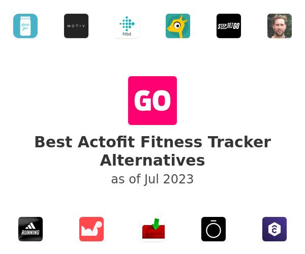 Best Actofit Fitness Tracker Alternatives