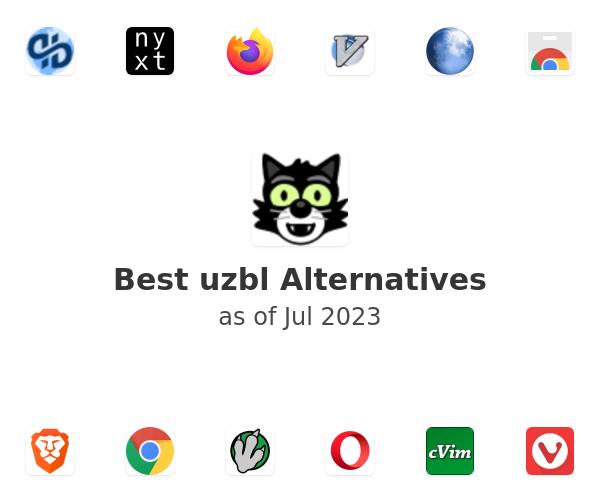 Best uzbl Alternatives