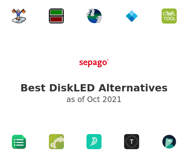 Best DiskLED Alternatives