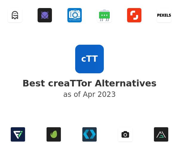 Best creaTTor Alternatives