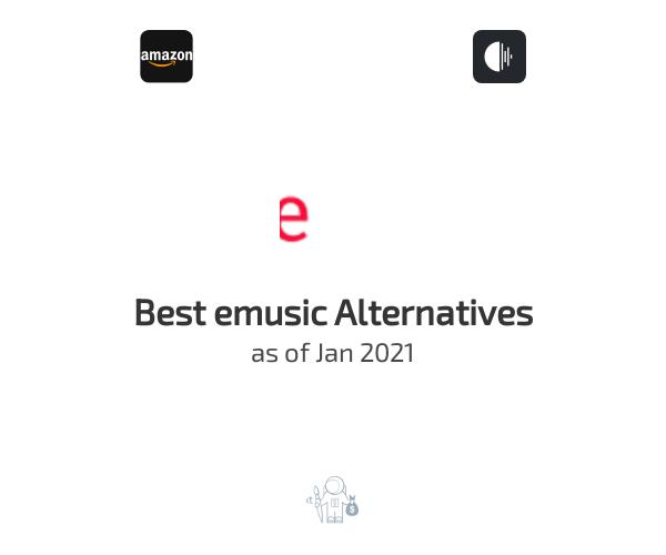 Best emusic Alternatives