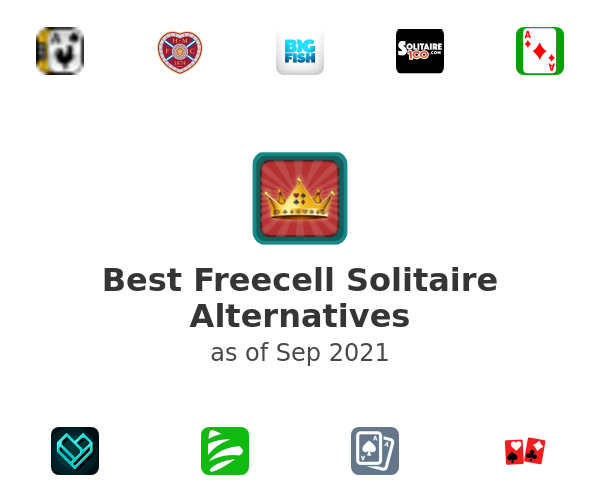 Best Freecell Solitaire Alternatives