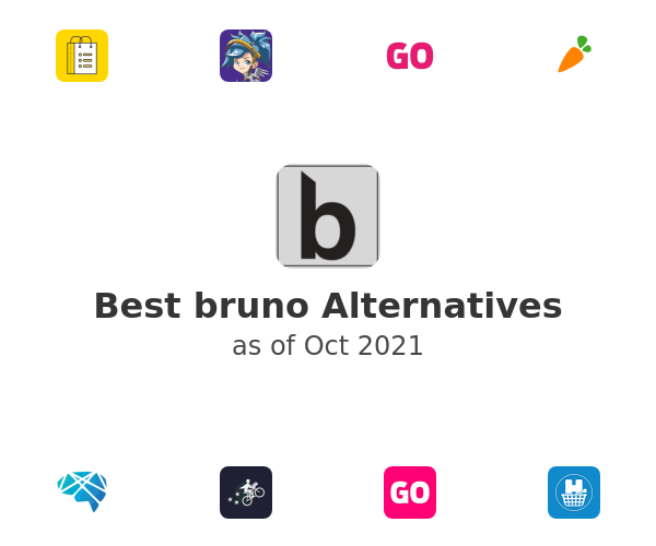 Best bruno Alternatives