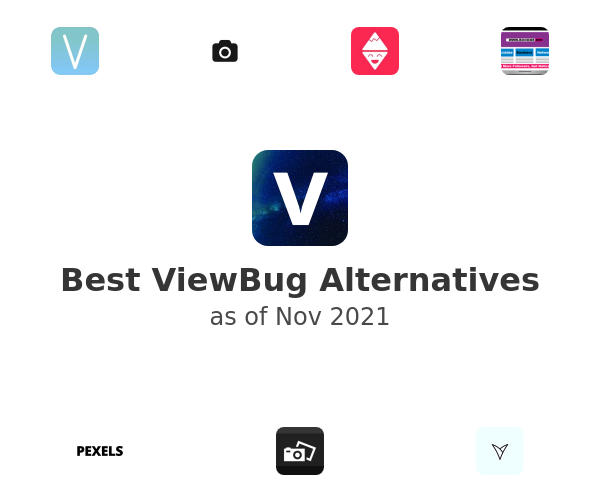 Best ViewBug Alternatives