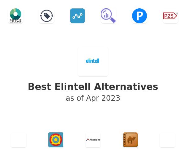 Best Elintell Alternatives