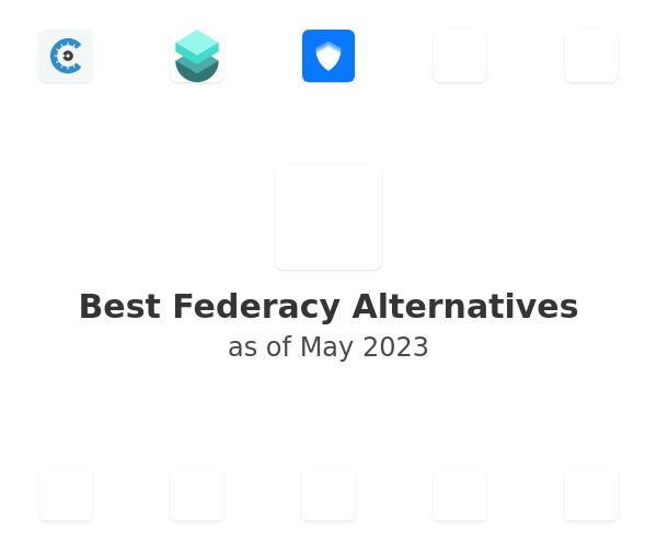 Best Federacy Alternatives