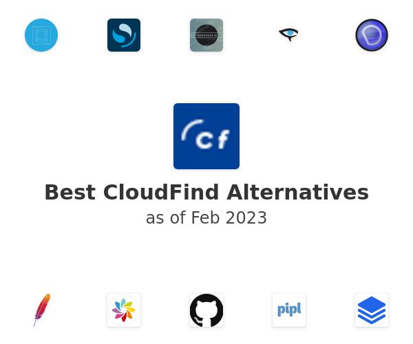 Best CloudFind Alternatives