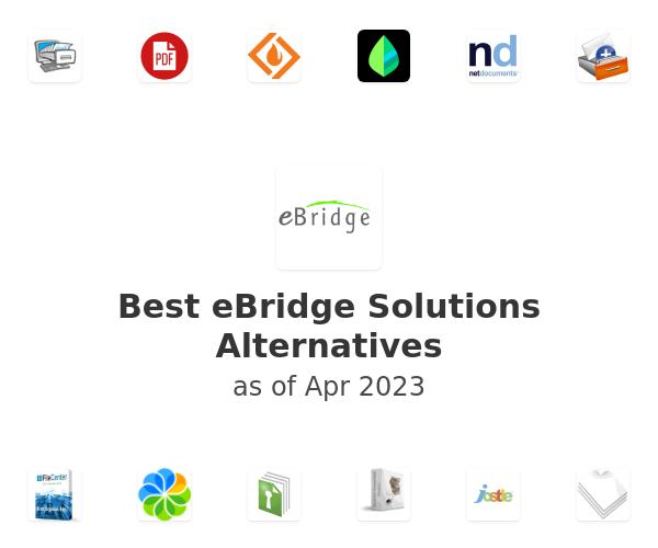 Best eBridge Solutions Alternatives
