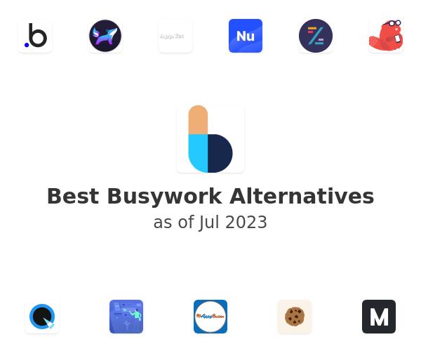Best Busywork Alternatives
