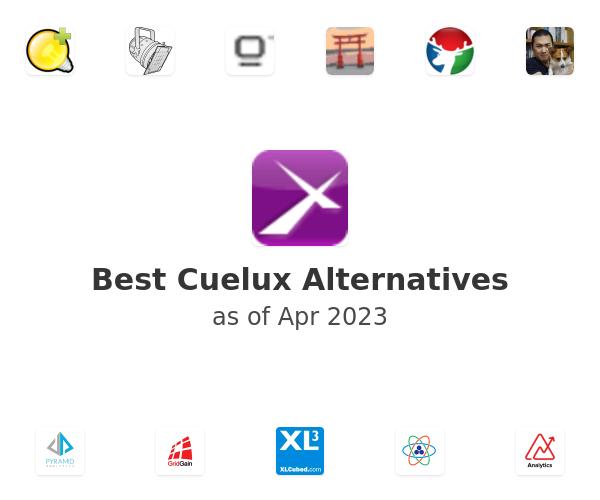 Best Cuelux Alternatives