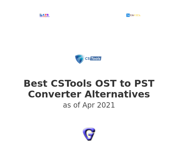 Best CSTools OST to PST Converter Alternatives