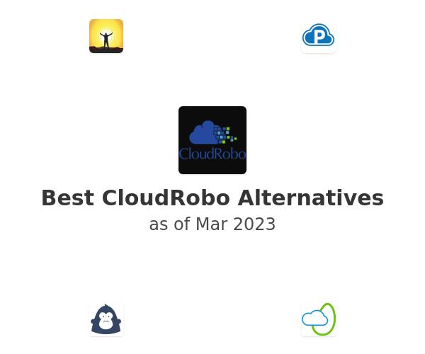 Best CloudRobo Alternatives