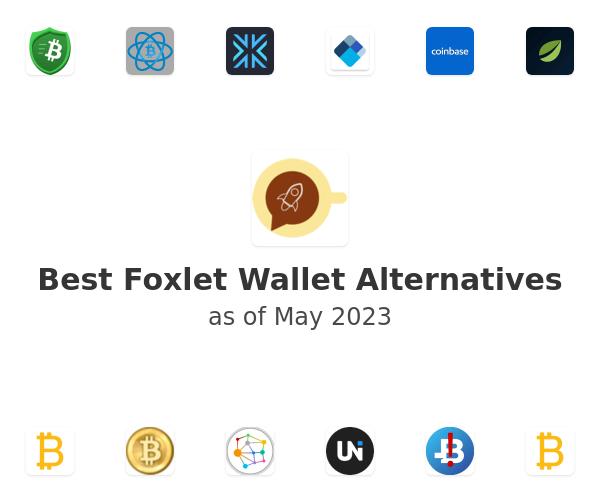 Best Foxlet Wallet Alternatives