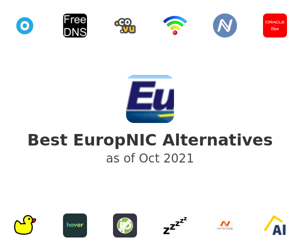 Best EuropNIC Alternatives