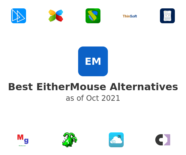 Best EitherMouse Alternatives