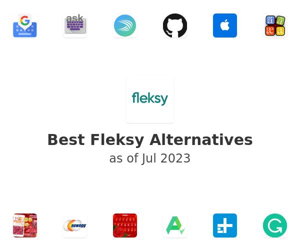 Best Fleksy Keyboard Alternatives