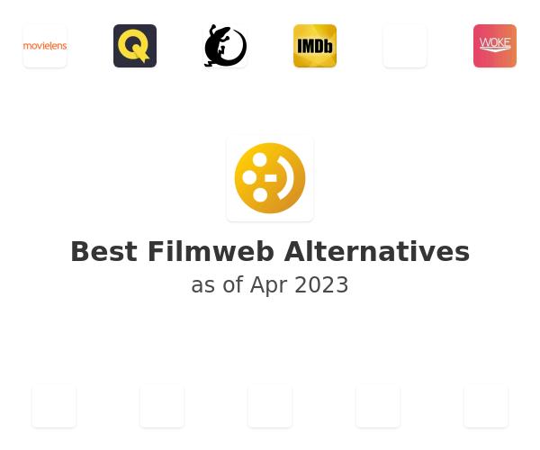 Best Filmweb Alternatives
