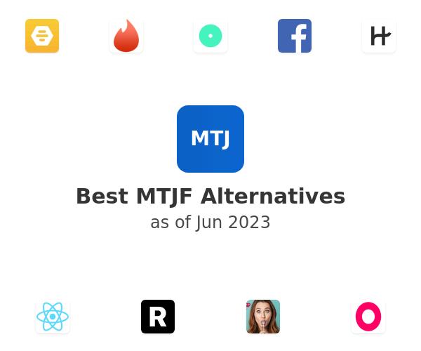 Best MTJF Alternatives