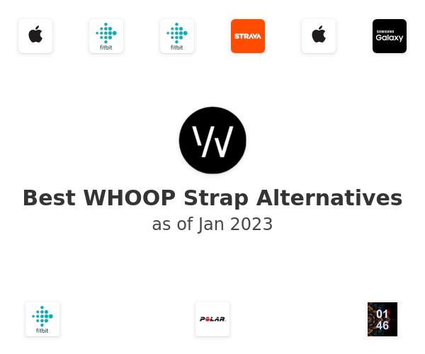 Best WHOOP Strap Alternatives