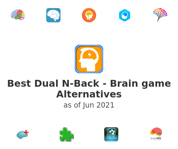 Best Dual N-Back - Brain game Alternatives