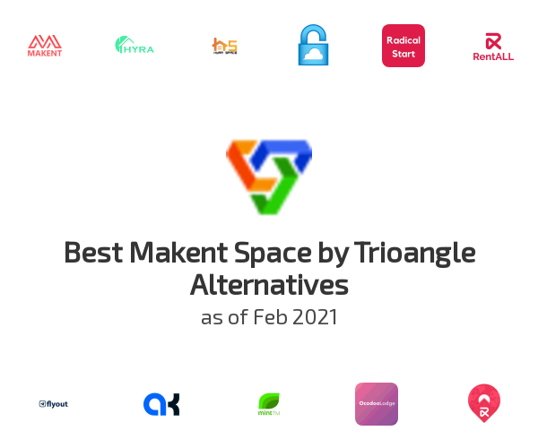 Best Makent Space by Trioangle Alternatives