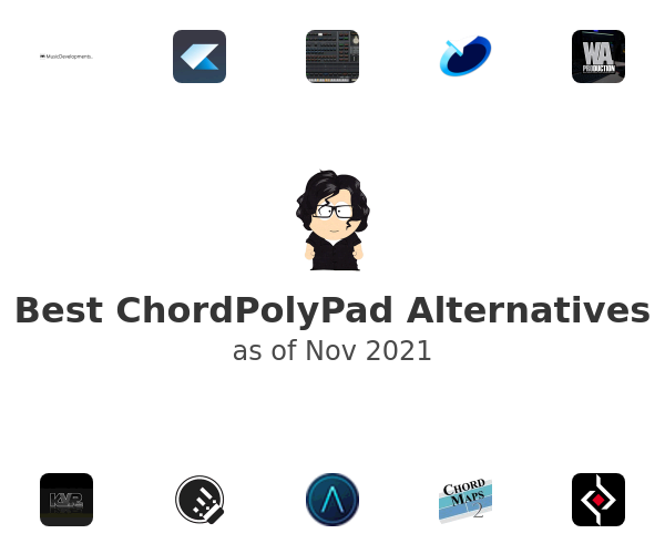 Best ChordPolyPad Alternatives