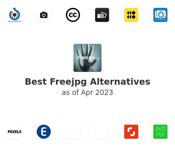 Best Freejpg Alternatives
