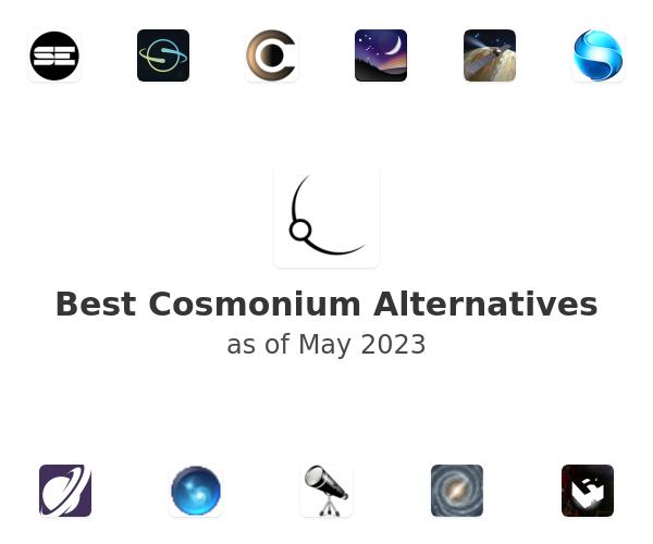 Best Cosmonium Alternatives