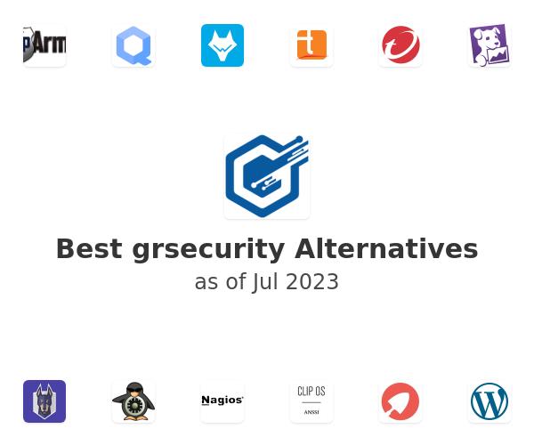 Best grsecurity Alternatives