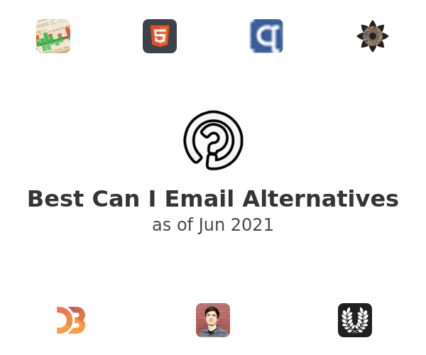 Best Can I Email Alternatives