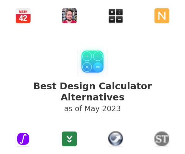 Best Design Calculator Alternatives