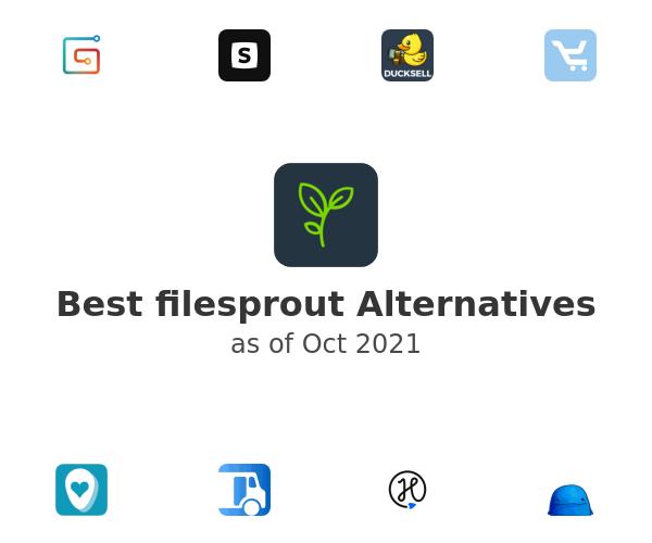 Best filesprout Alternatives