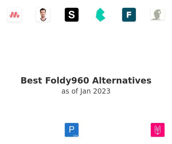 Best Foldy960 Alternatives