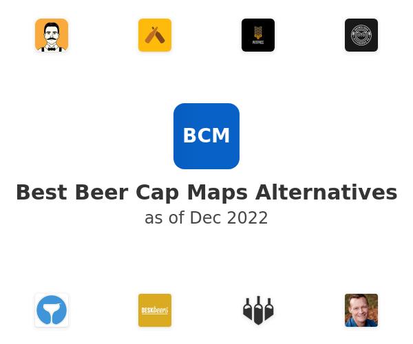 Best Beer Cap Maps Alternatives