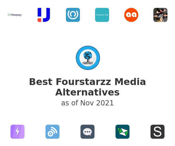 Best Fourstarzz Media Alternatives