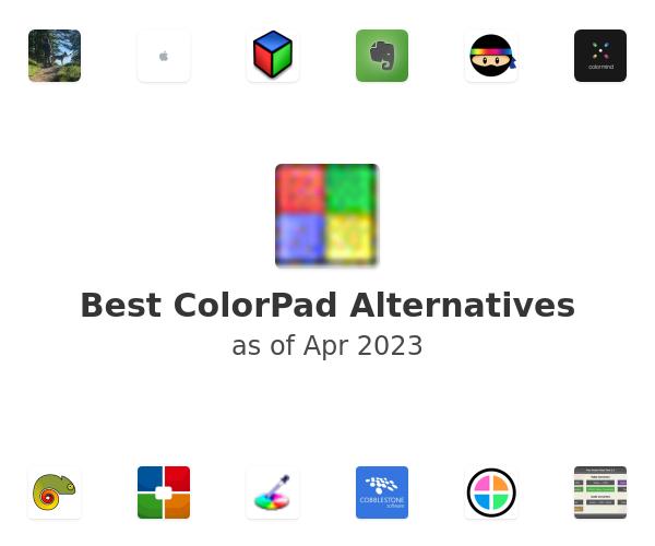 Best ColorPad Alternatives