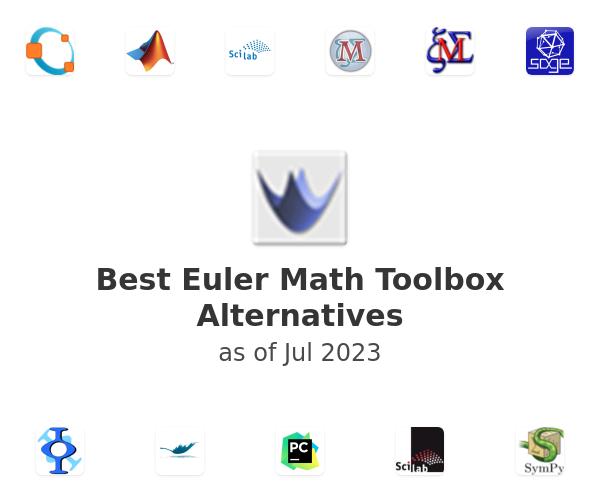 Best Euler Math Toolbox Alternatives