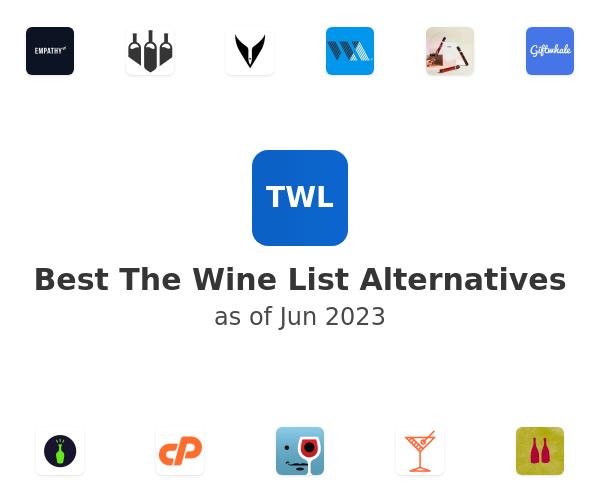 Best The Wine List Alternatives