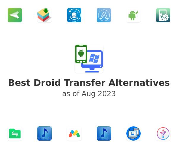 Best Droid Transfer Alternatives