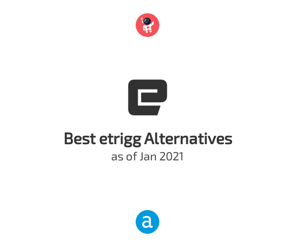 Best etrigg Alternatives