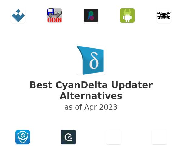 Best CyanDelta Updater Alternatives