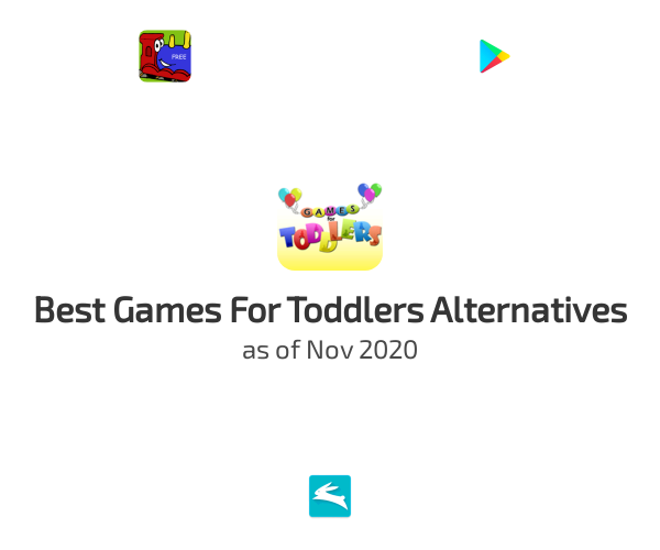 Best Games For Toddlers Alternatives