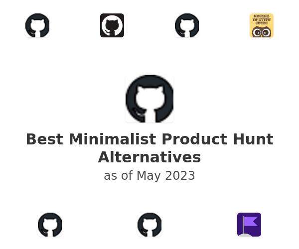 Best Minimalist Product Hunt Alternatives