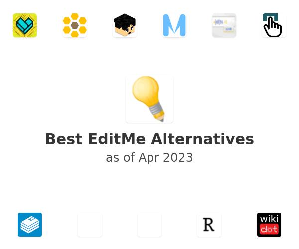 Best EditMe Alternatives