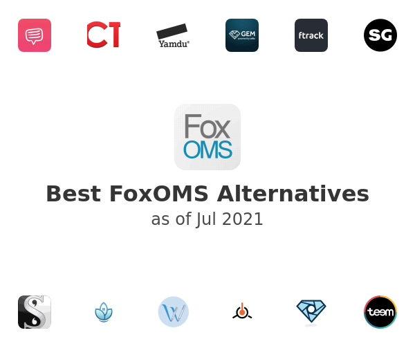 Best FoxOMS Alternatives
